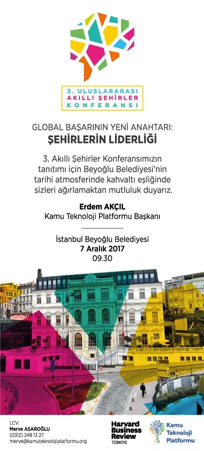 Uluslararası Akıllı Şehirler Konferansı