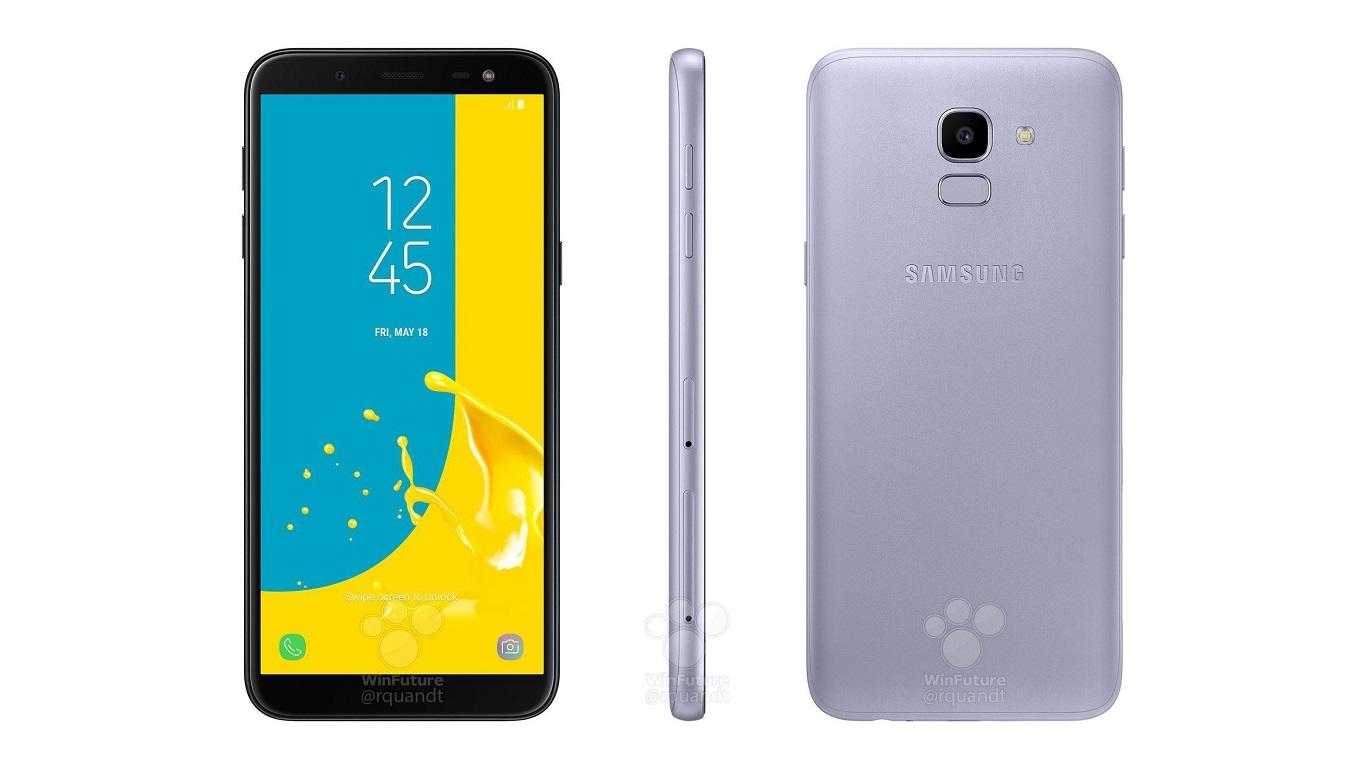 Galaxy J6 (2018) özellikleri
