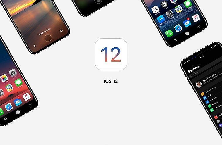 iOS 12 özellikleri