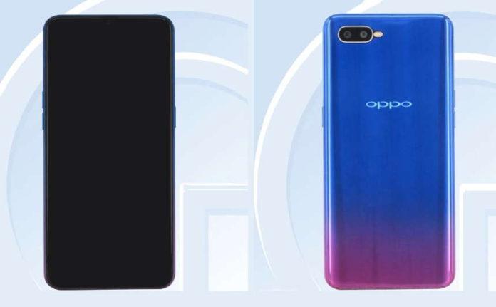 Oppo K1 ortaya çıktı