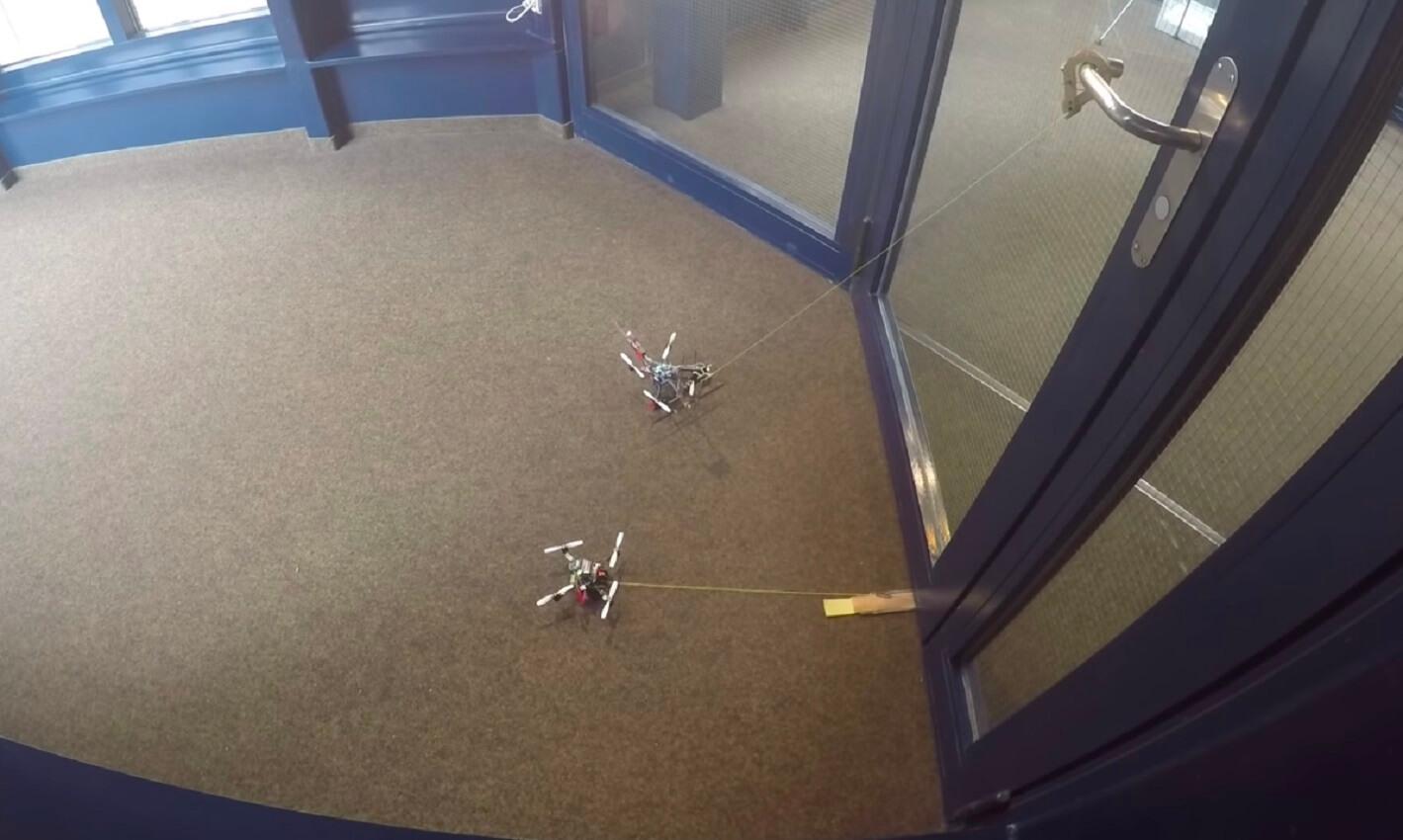 Drone taşıma kapasitesi