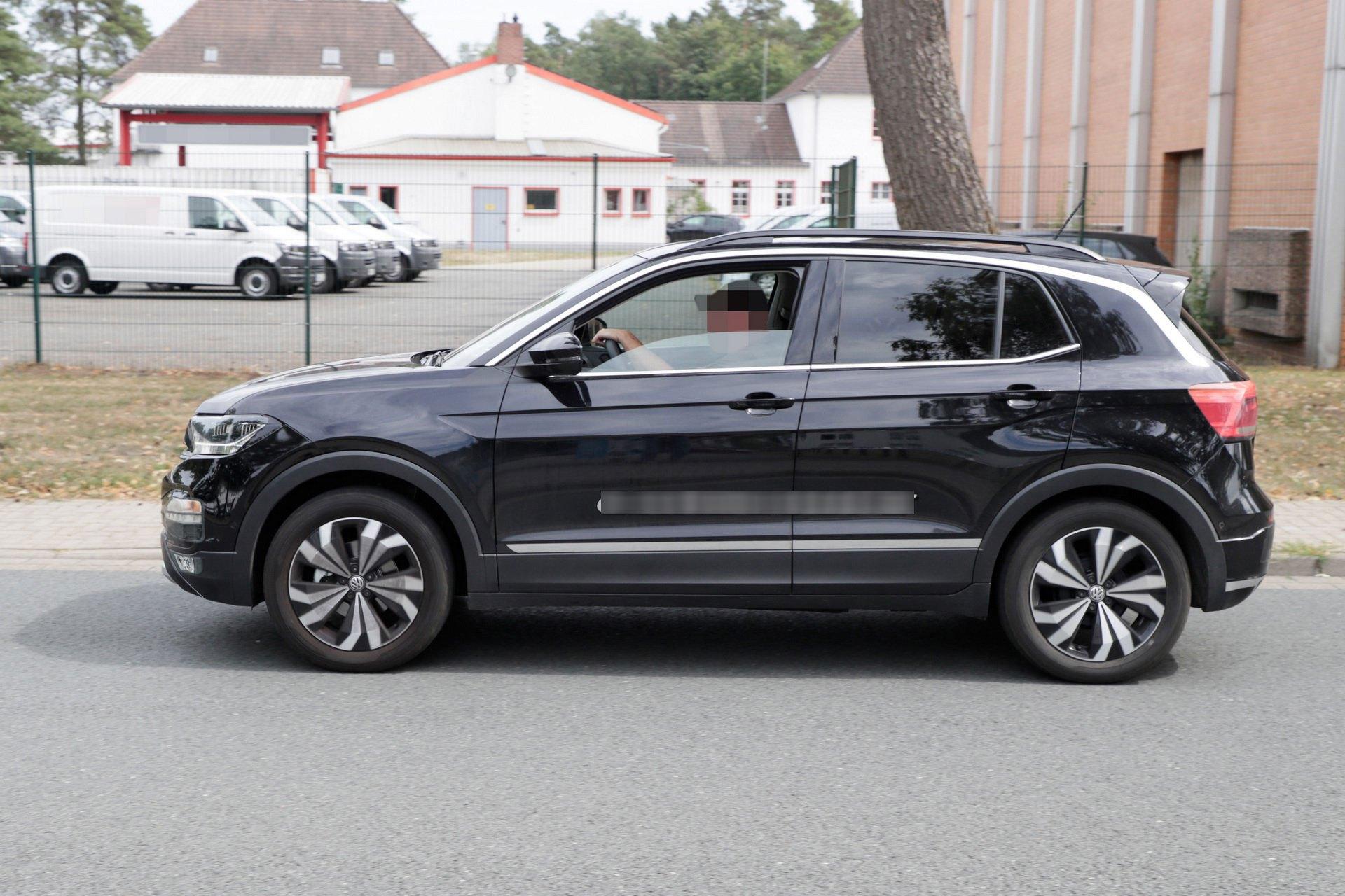 VW T-Cross 2019 tanıtım günü
