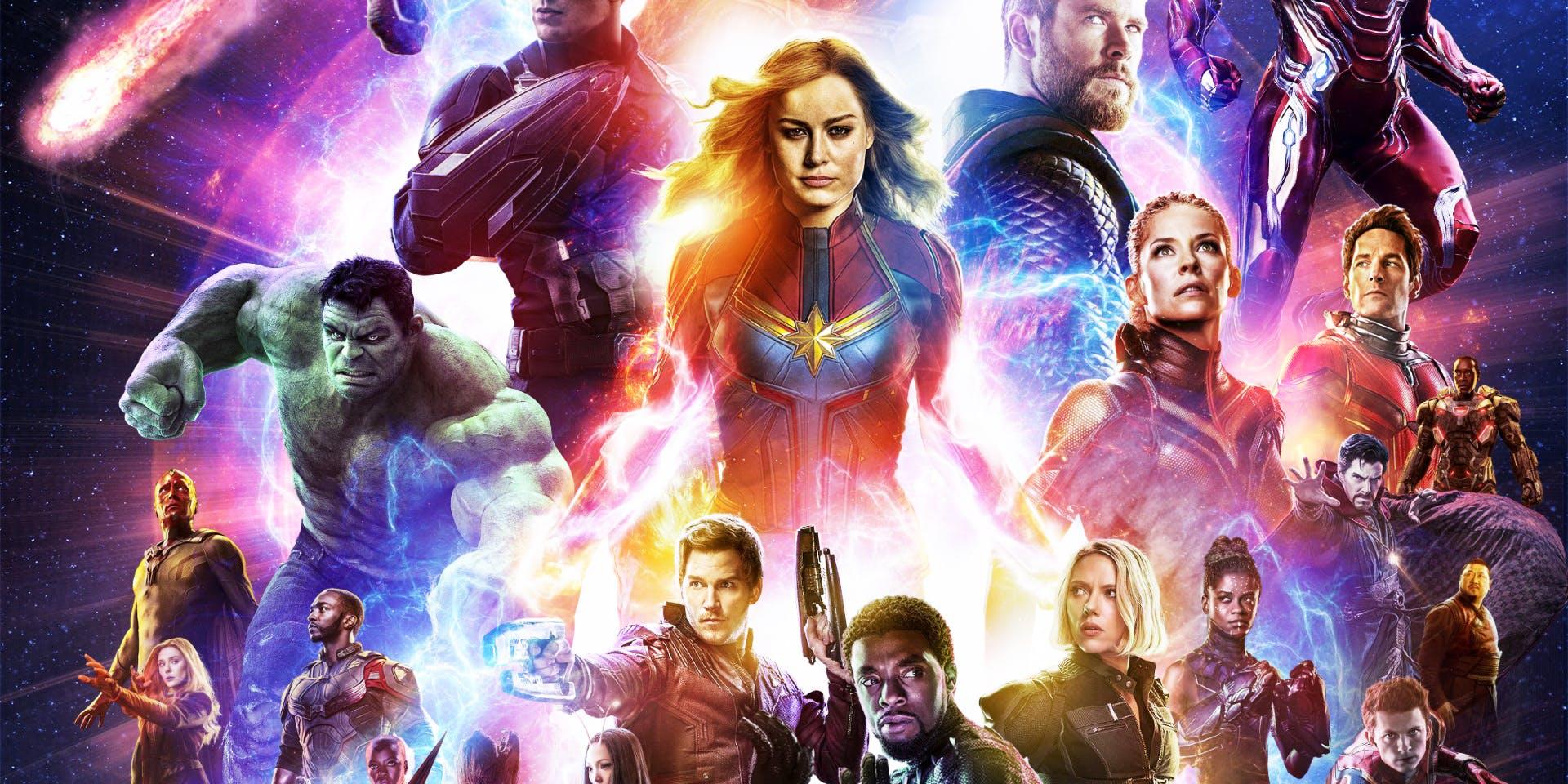 Avengers 4 fragmanı