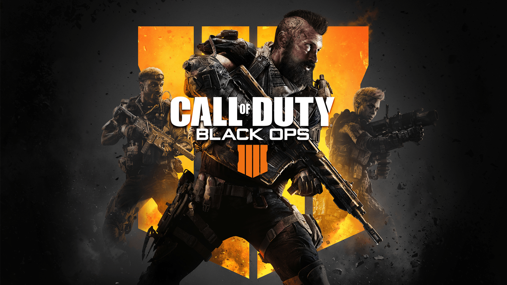 Call of Duty Black Ops 4'ten dev başarı!
