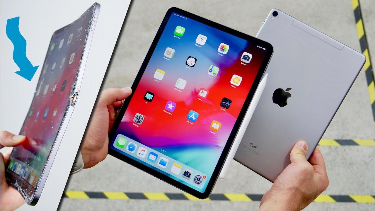 Yeni iPad Pro dayanıklılık testinde! (Video)
