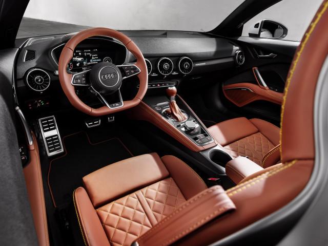 Audi TT 20. yıl özel versiyonu için düğmeye basıldı! 2