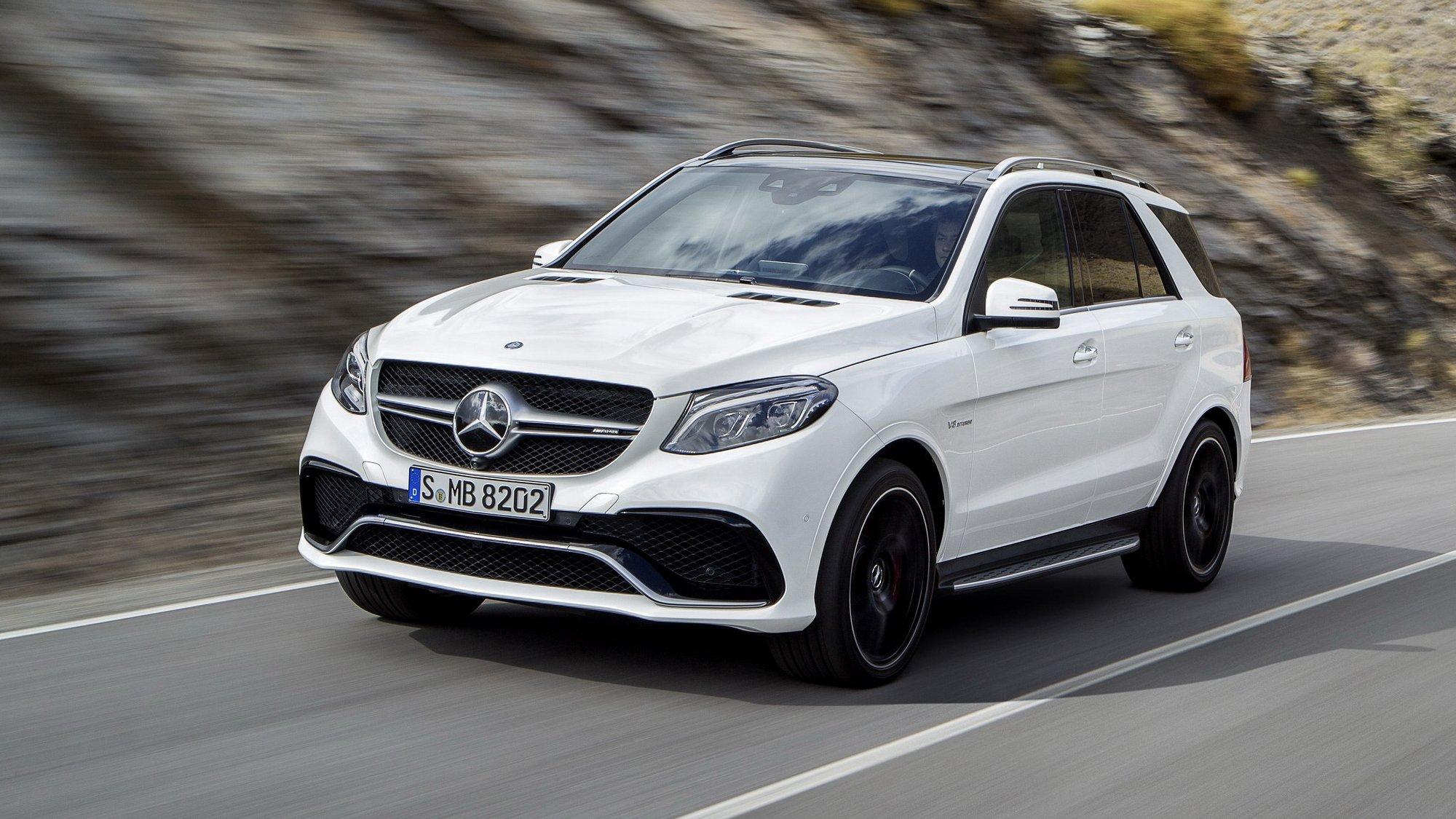 2021 Mercedes GLE63 görüntülendi!