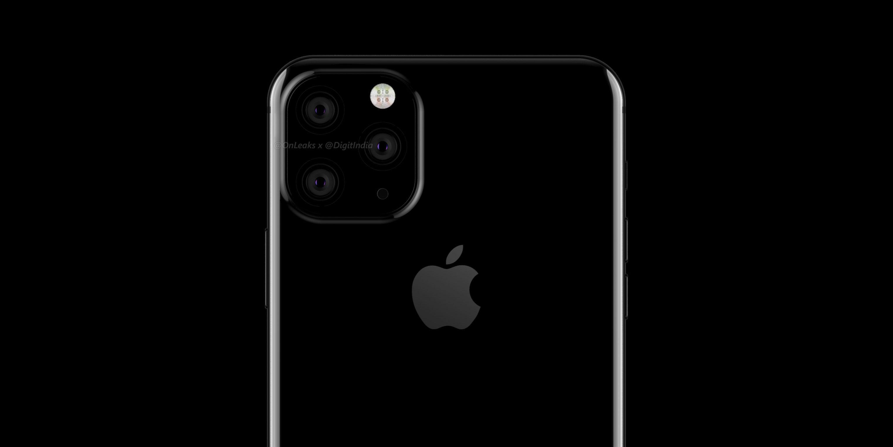Yeni iPhone XI tasarımı