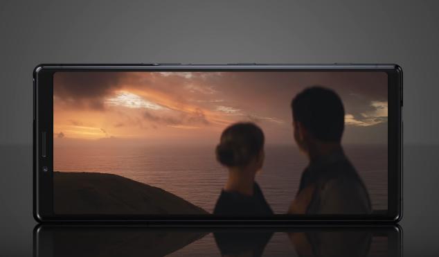 Beklenen amiral gemisi Sony Xperia 1 tanıtıldı! SDN-4