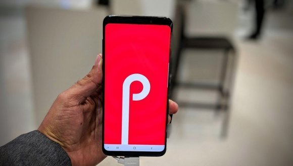 Galaxy S8 ve Galaxy Note 8 / Android Pie