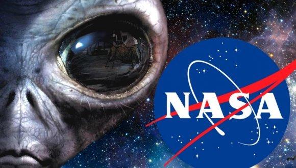 NASA uzaylı