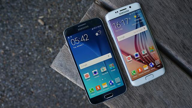 Galaxy S6 ve Galaxy S6 Edge için yeni güncelleme!