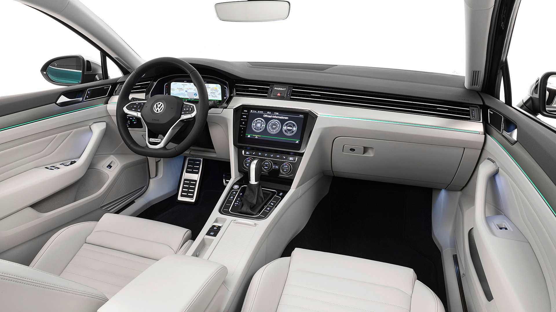 Yeni Volkswagen Passat ozelikleri / 2020 Volkswagen Passat