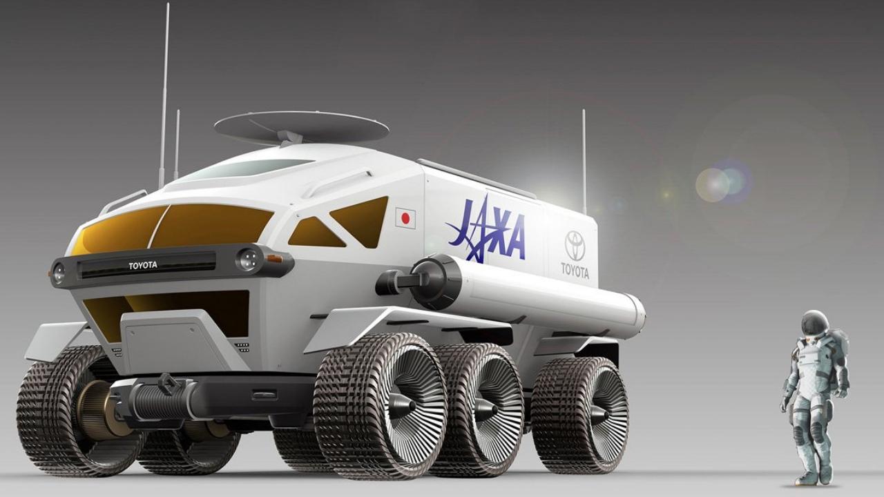 JAXA ve Toyota uzay aracı için bir araya geldi! - ShiftDelete.Net1 (1)