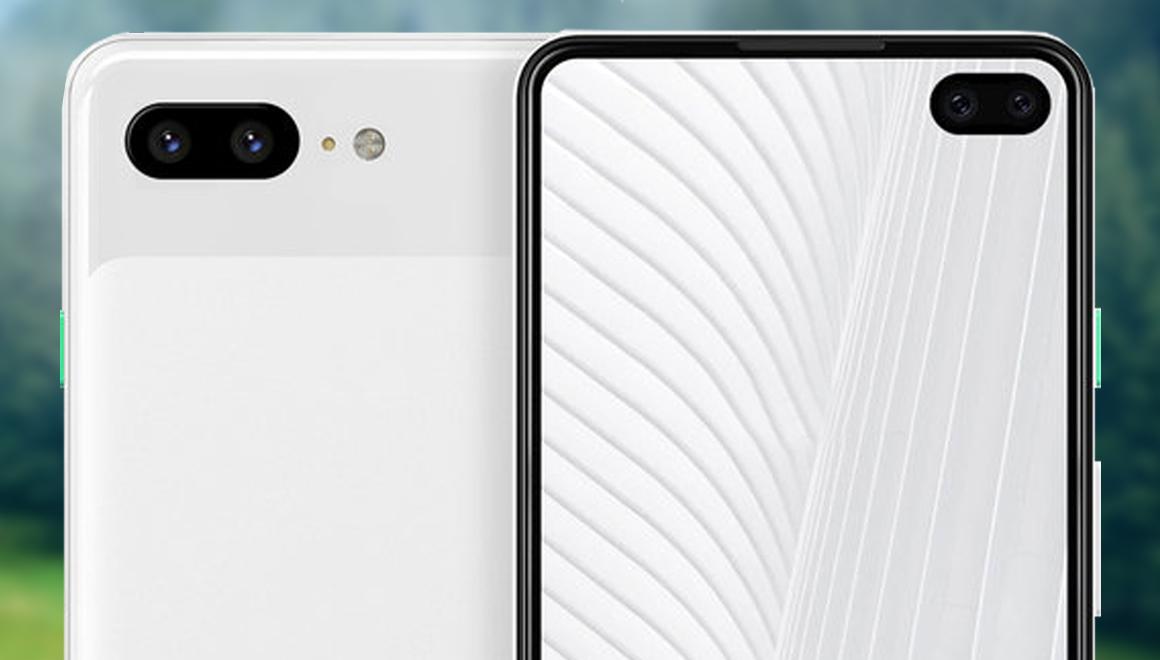 Google Pixel 4 tasarımı ortaya çıktı! Çift arka kamera!