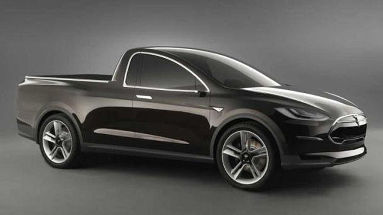 Tesla pick-up için ilk teaser paylaşıldı!