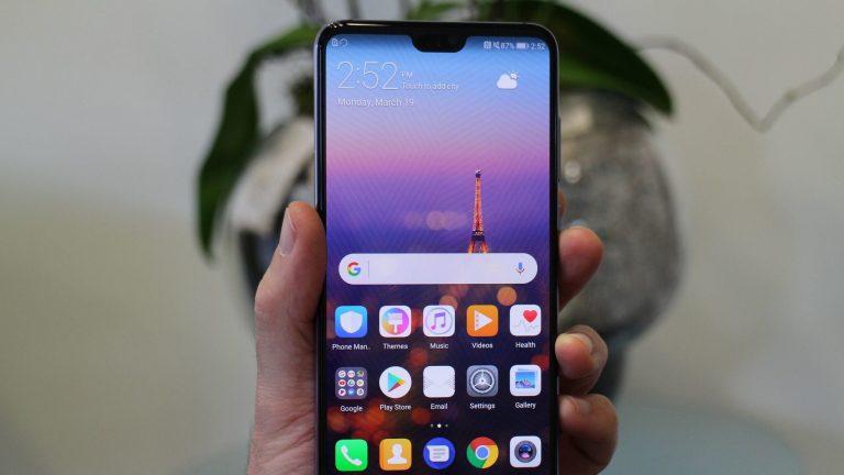 Huawei P20 Lite 2019 sızdırıldı!