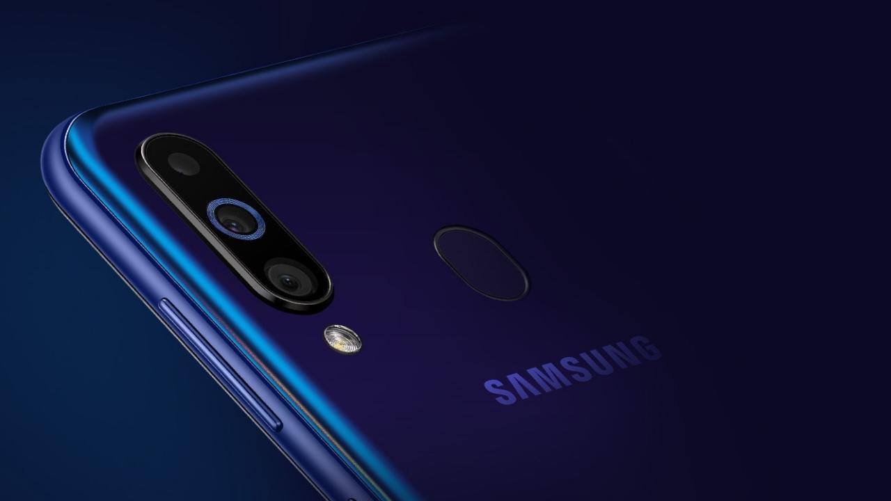 Samsung Galaxy A60 için yeni renk seçeneği