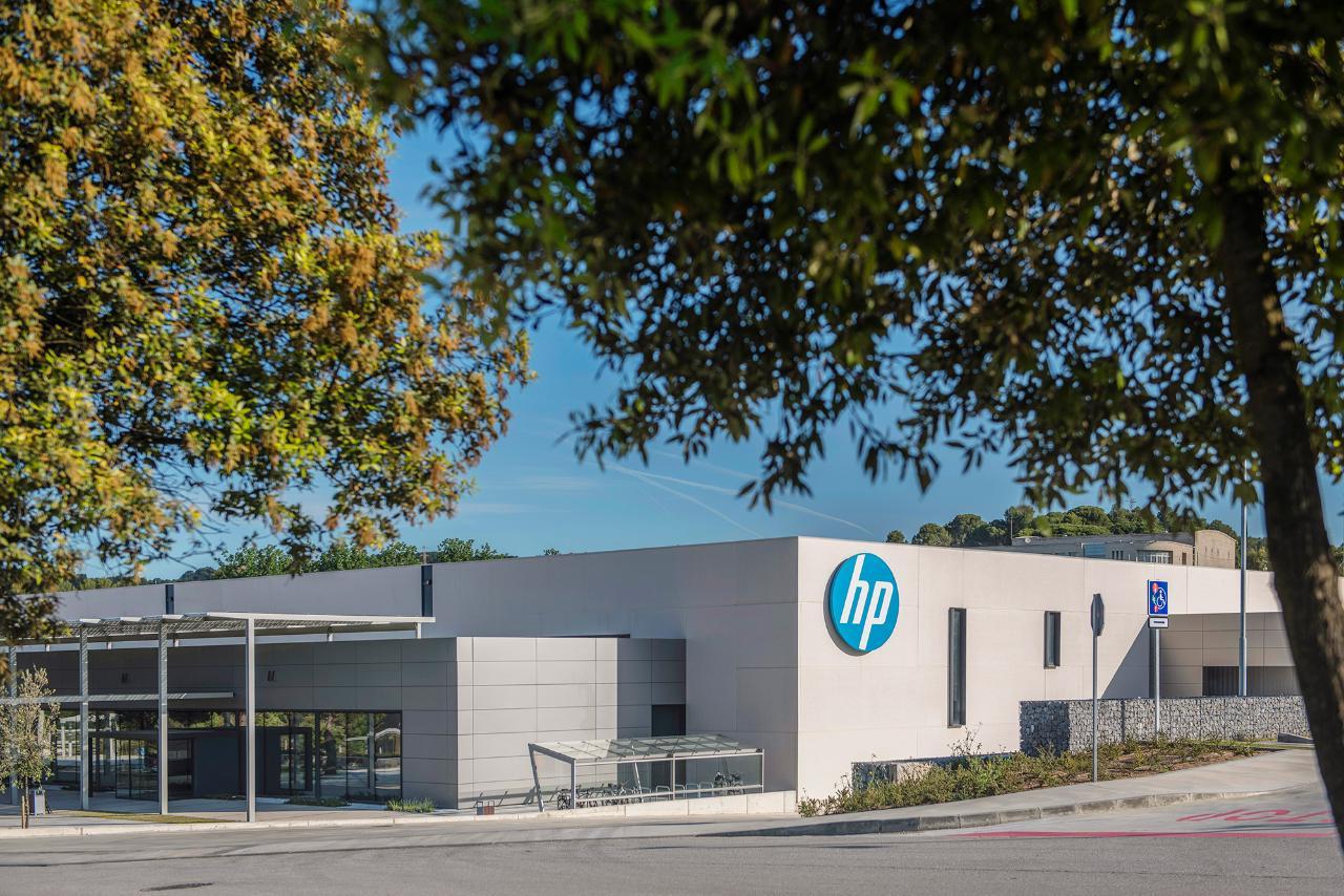 HP, üç futbol sahası büyüklüğünde tesis açtı