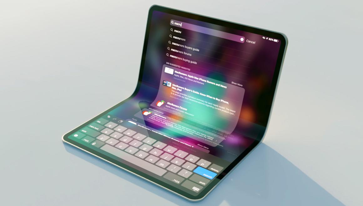 Apple katlanabilir iPad için kolları sıvadı!