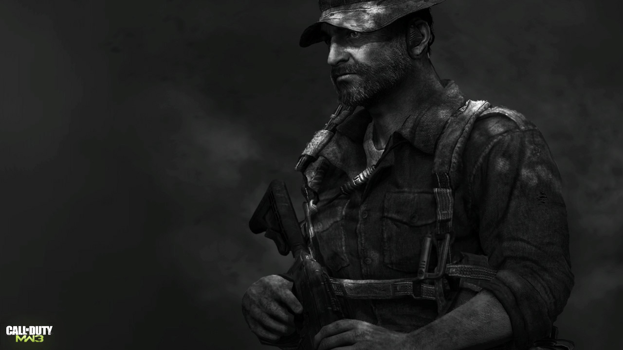 Captain Price kostümü