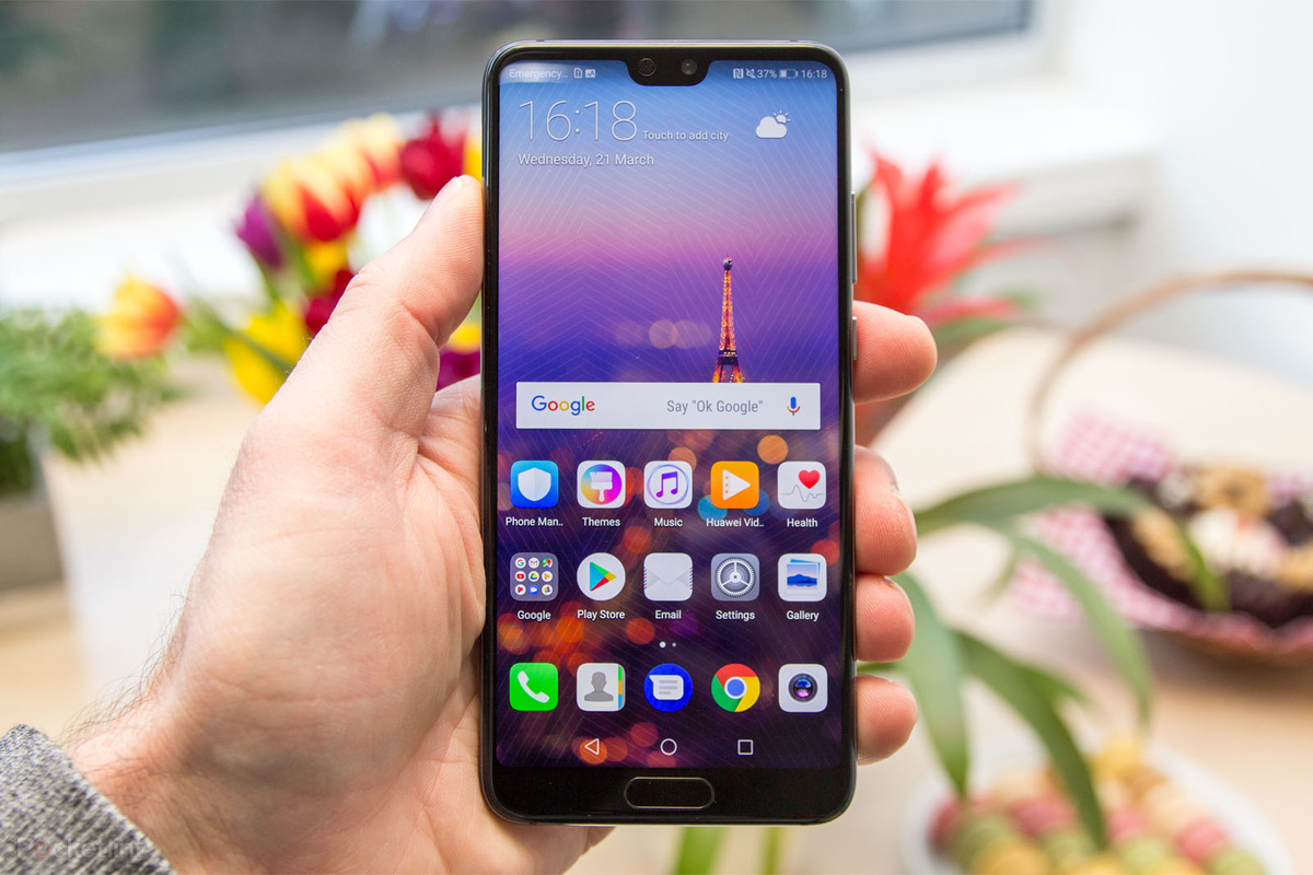 Huawei P20 and P20 Pro received an update on EMUI 9 1 – Chaali