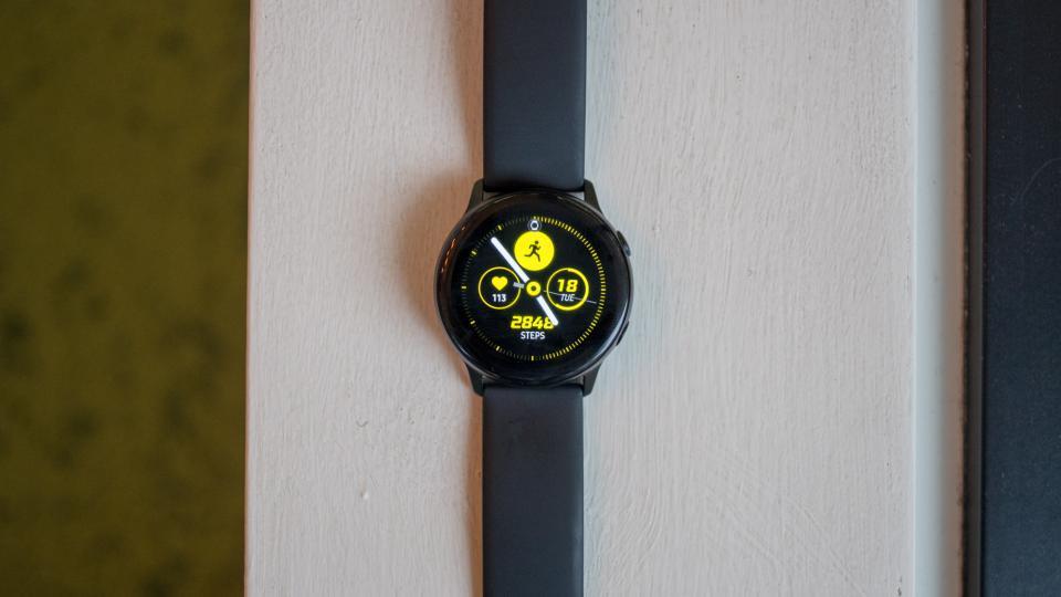 Galaxy Watch Active 2, Apple özelliğiyle gelecek