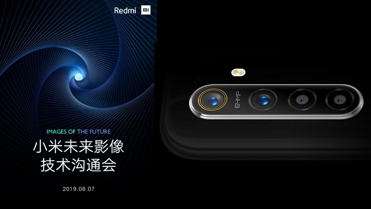 Redmi 64 MP kamera teknolojisi için hızlı hamle! - ShiftDelete.Net