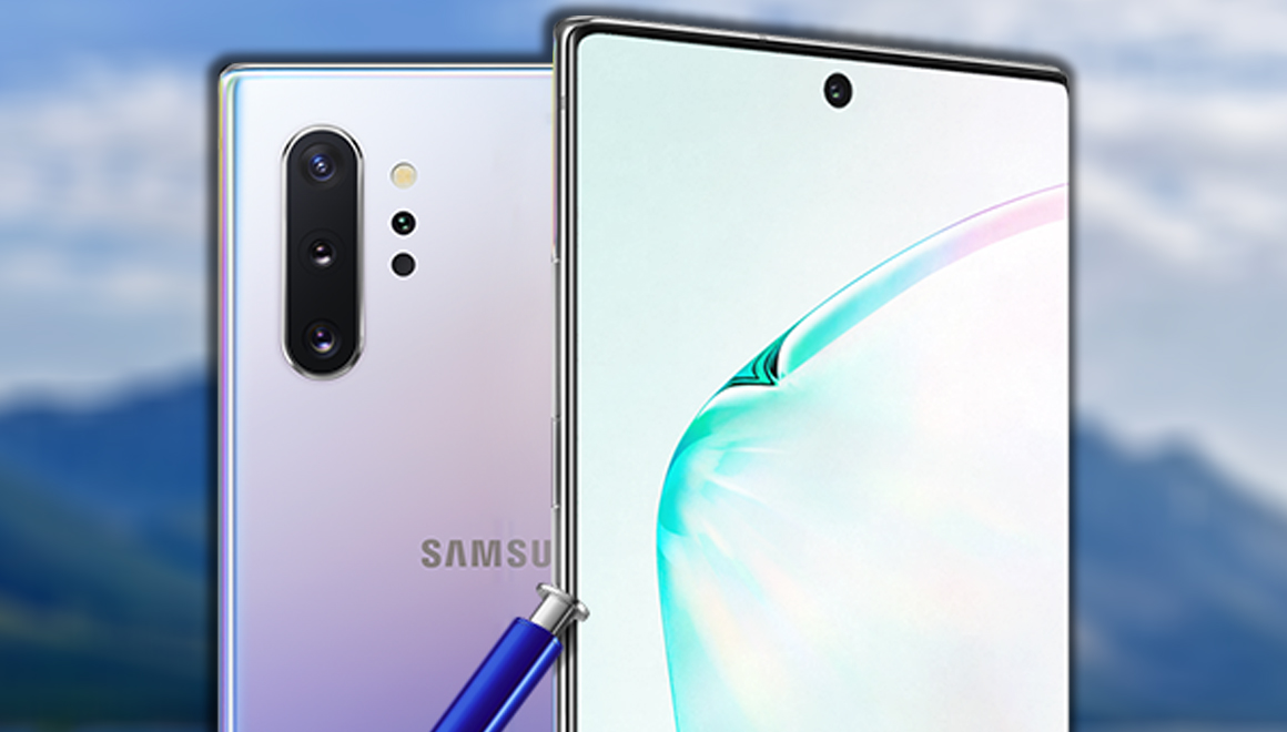 Samsung Galaxy Note 10 Plus şarj testinde