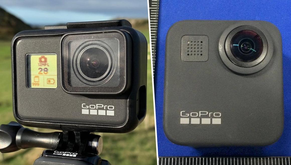 GoPro Hero 8 ve Max 360 ortaya çıktı!