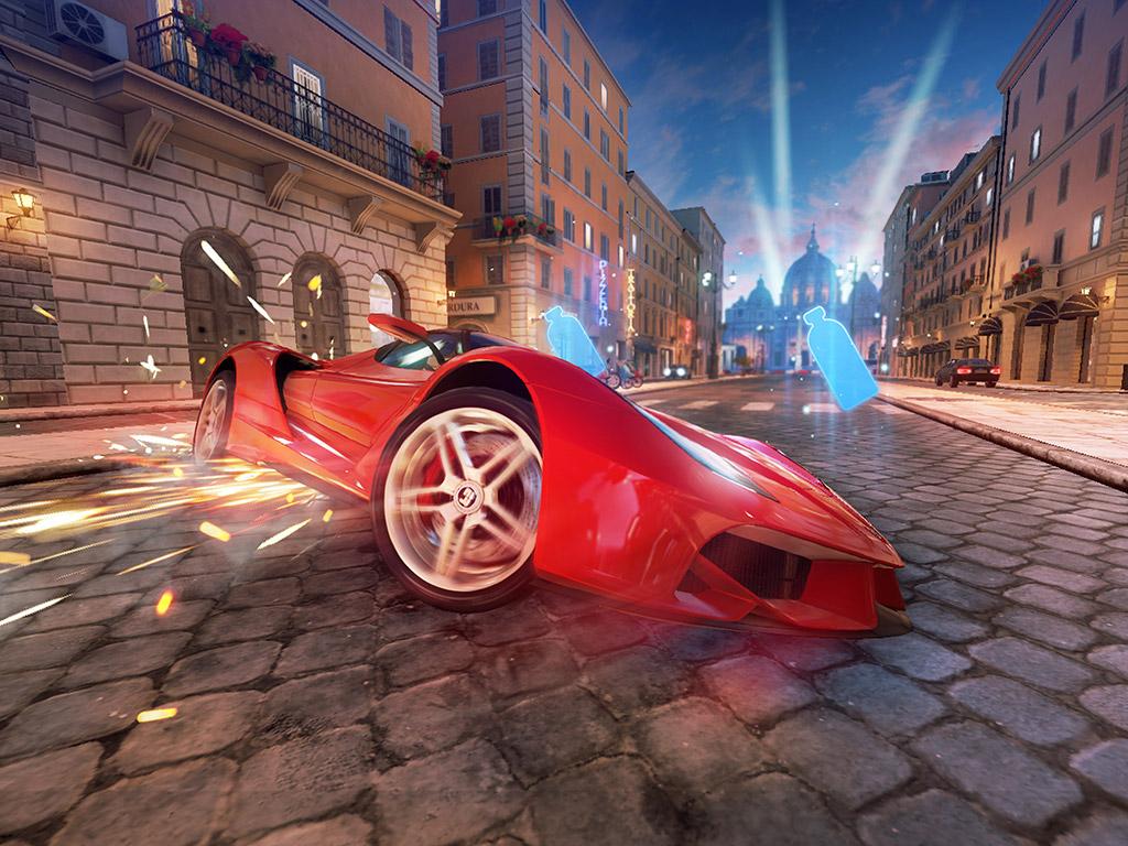 Asphalt 9: Legends, ROG Phone 2 için özelleşti