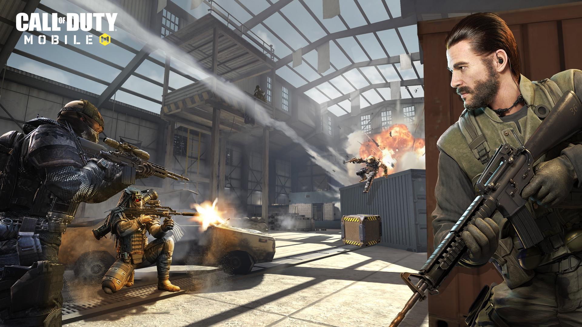 Call of Duty: Mobile için klavye müjdesi