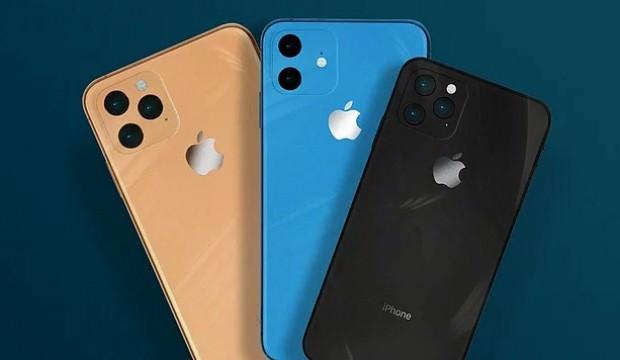 iPhone'lardaki Apple logosu için yeni görev
