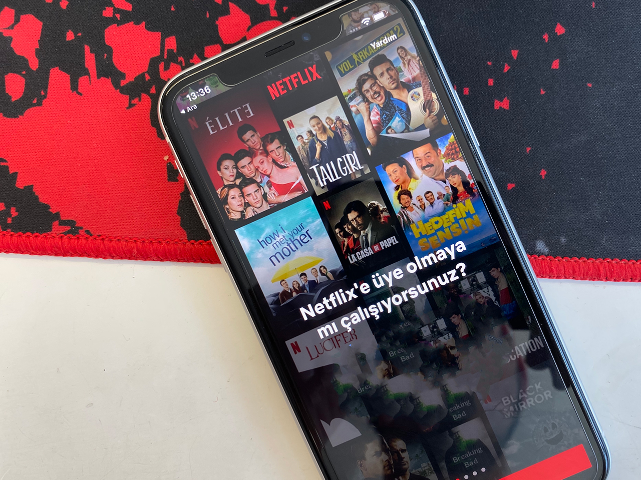 Netflix üyesi olmayanlar için ücretsiz izleme dönemi