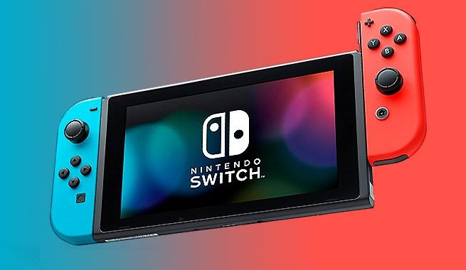 Nintendo Switch oyunları için ilginç kumanda!