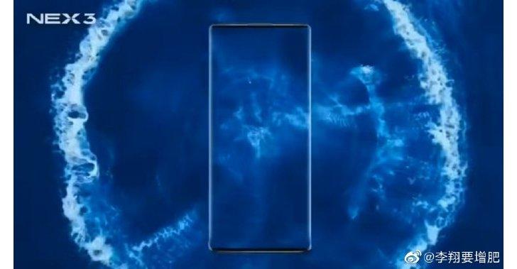 Vivo NEX 3 ekran kasa oranı ile rakip tanımıyor!