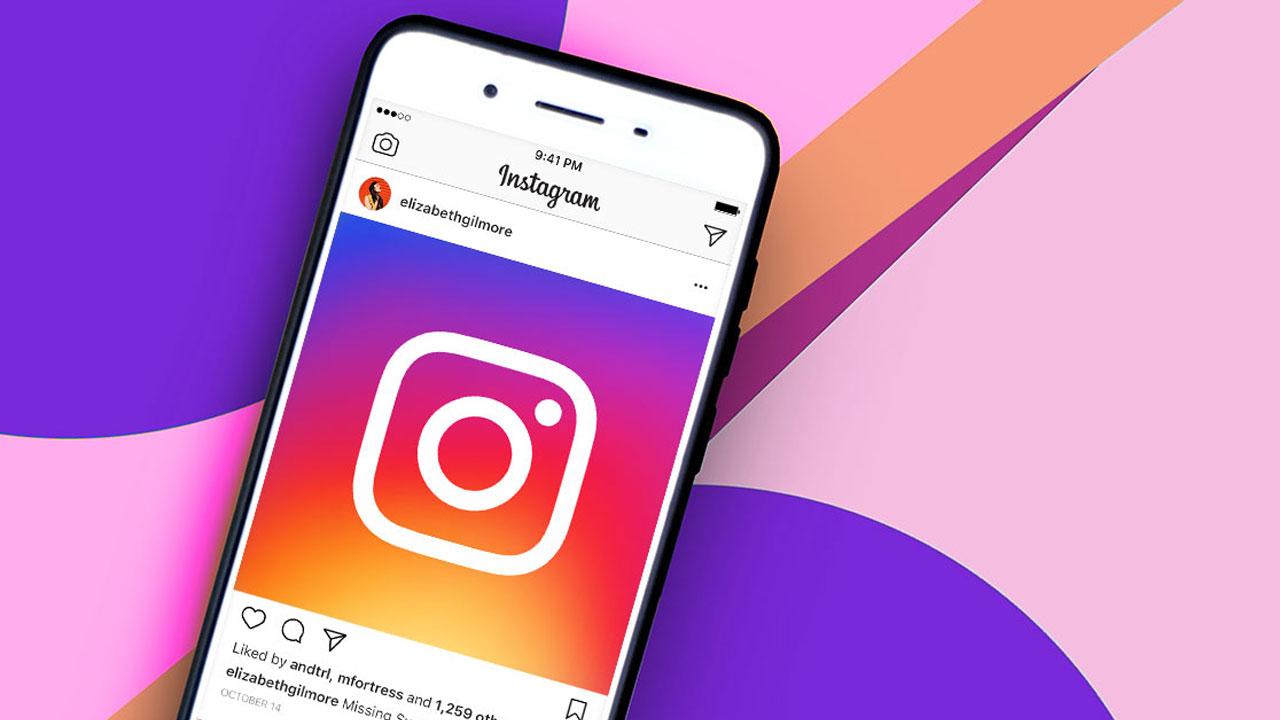 Instagram resmi hesap