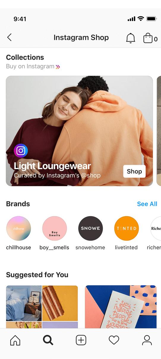 Instagram alışveriş özelliği, Instagram mağaza, Instagram özelliği