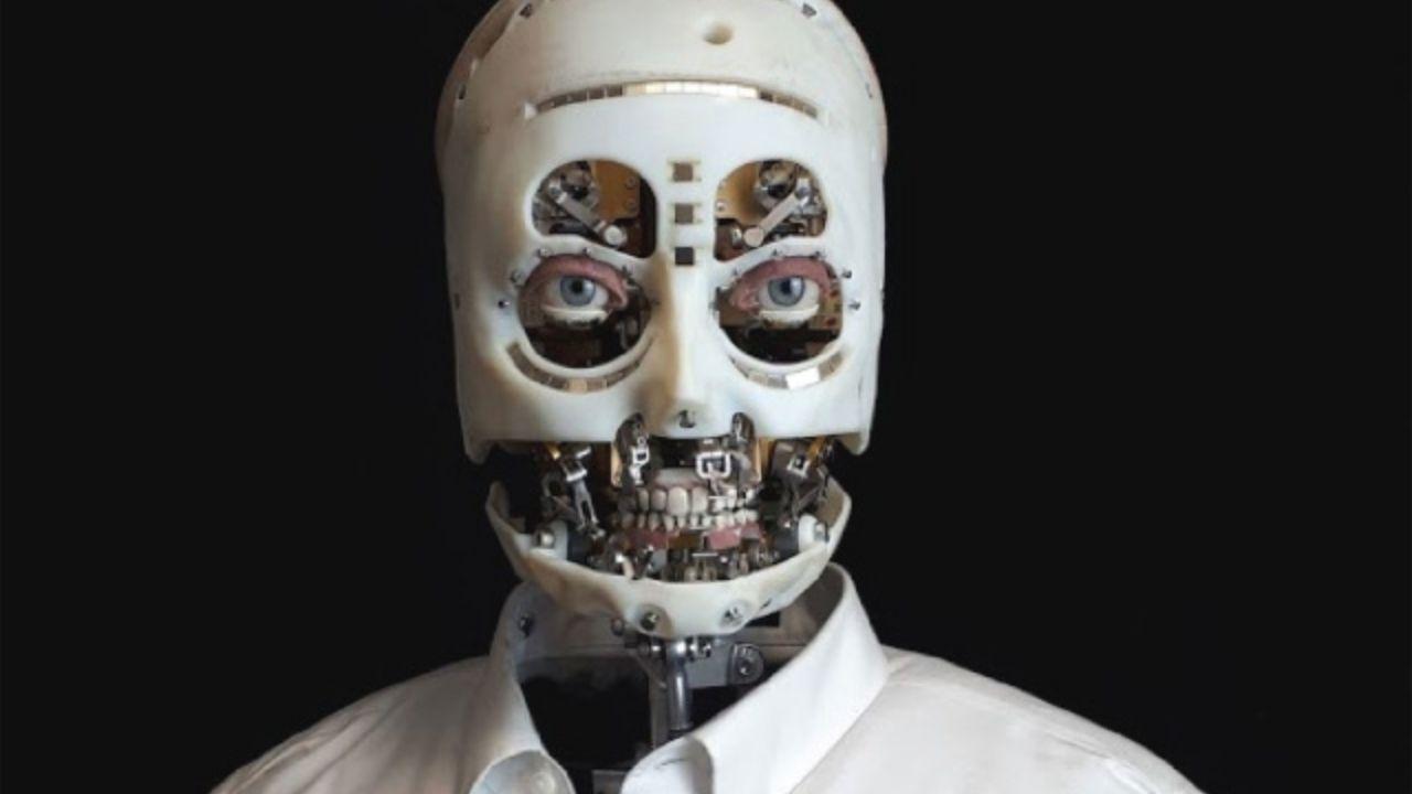 İnsansı Disney robotu korkunç görünüyor!