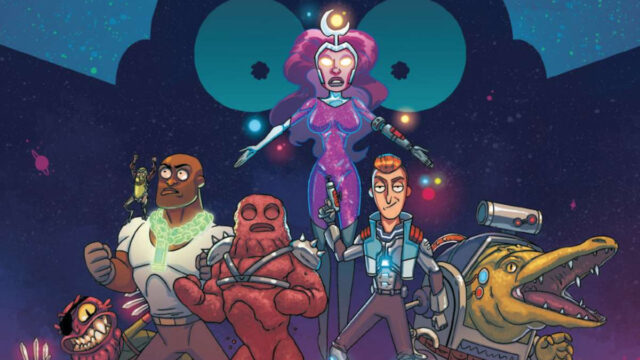 Rick and Morty'den spin-off müjdesi!