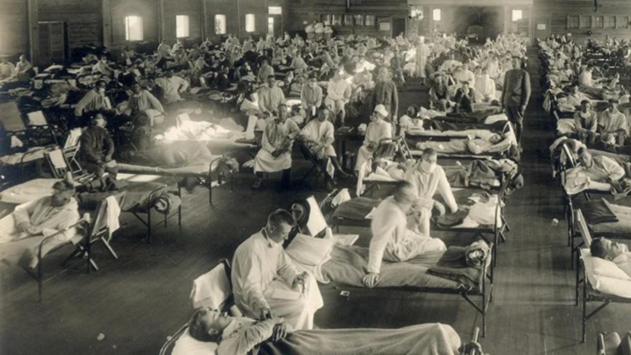 İspanyol gribi pandemisi