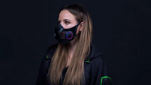 Razer'dan RGB koronavirüs maskesi geliyor: İşte detaylar