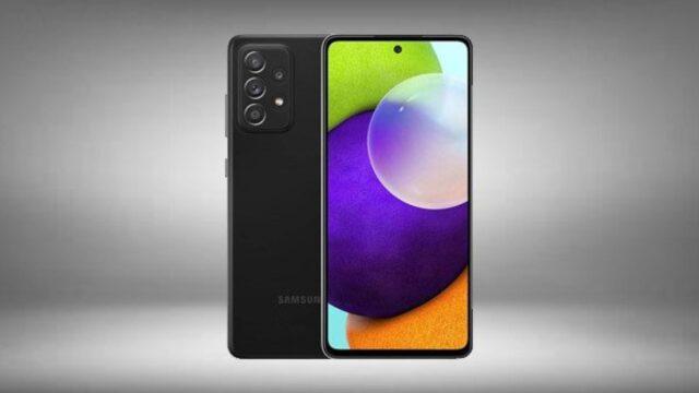 Samsung Galaxy A52s 5G'nin tasarımı ortaya çıktı