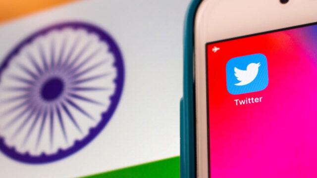 Twitter, Hindistan'ın kurallarına boyun eğdi