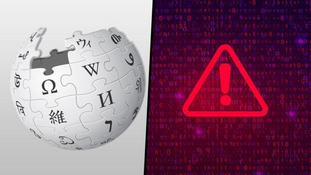 Wikipedia'nın hacklendiği iddia ediliyor