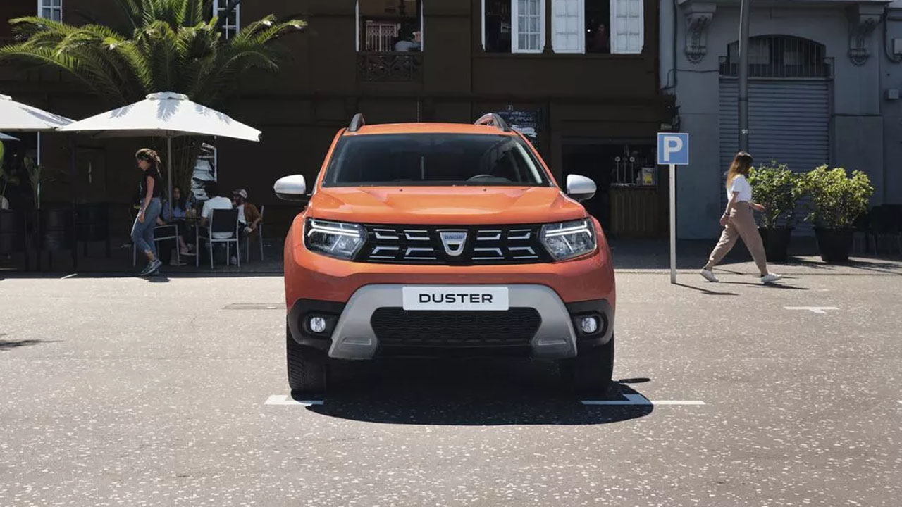 The new Dacia Duster is on sale in Turkey! Here is the price 2