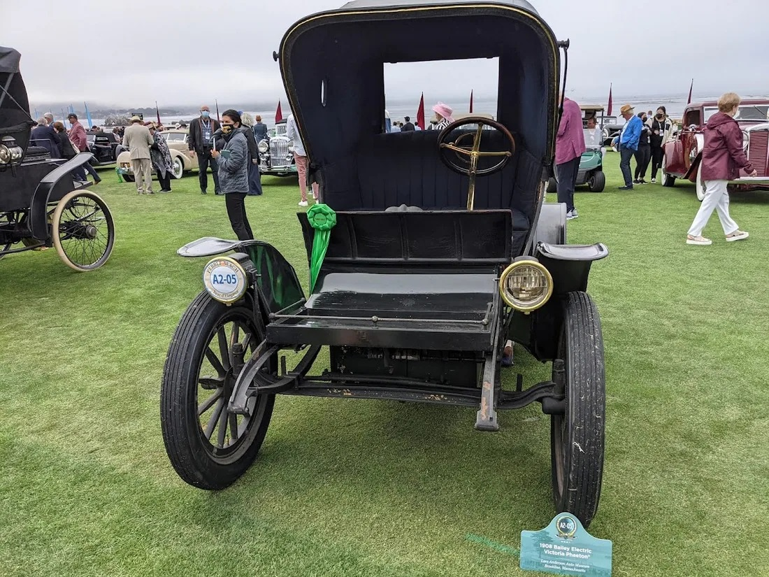 5 timeless electric vehicles produced hundreds of years ago 6