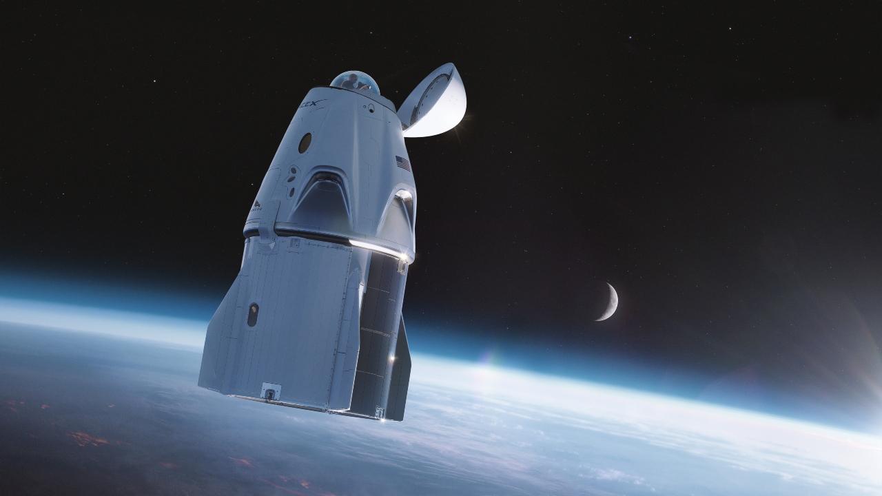 SpaceX, uzaya Inspiration 4 görevi ile NFT gönderiyor